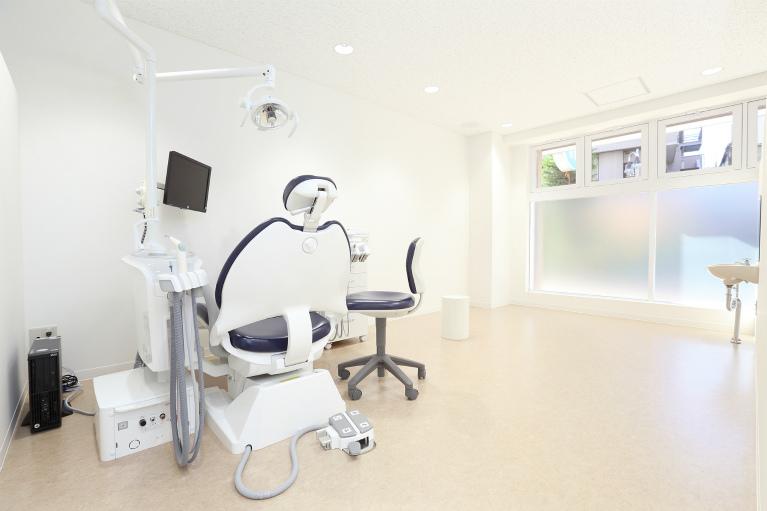 広い診察室