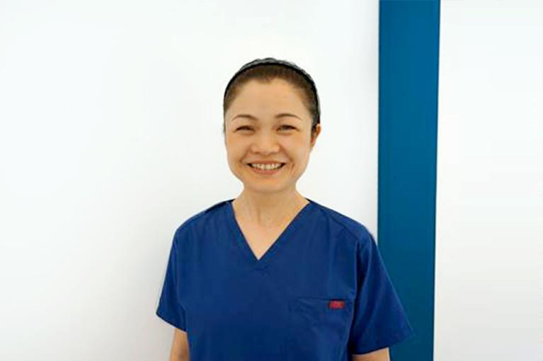歯科衛生士 菅藤 幸枝