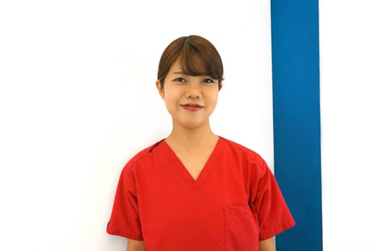 歯科助手 小沼 翠