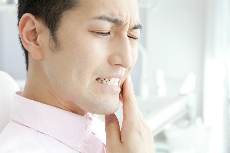 歯周病は、骨が溶ける病気!?