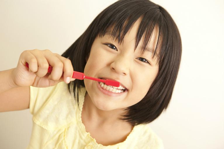 お子さんの歯の治療と予防に、力を入れています